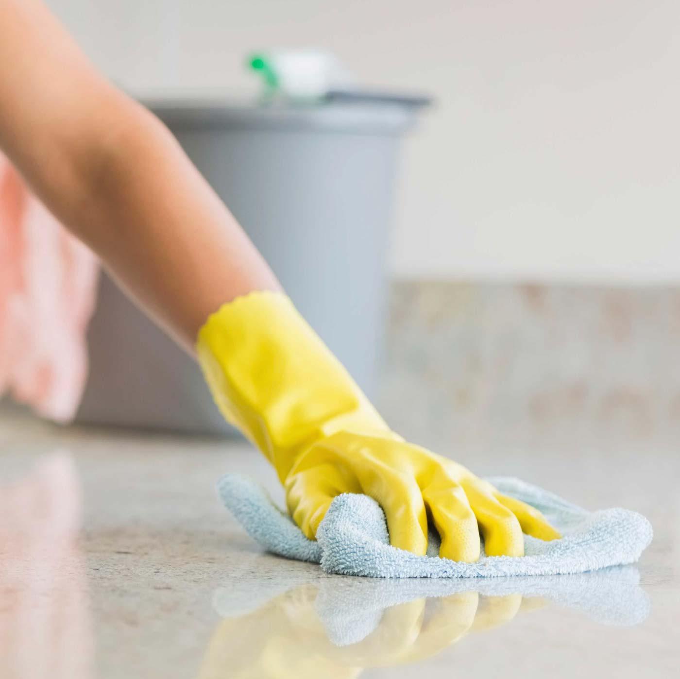 Cleaning <em>&</em> Caring