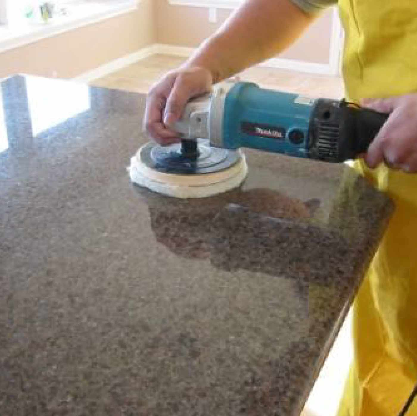 Stunning Polishing Granite Countertops Images - Home Decorating ...