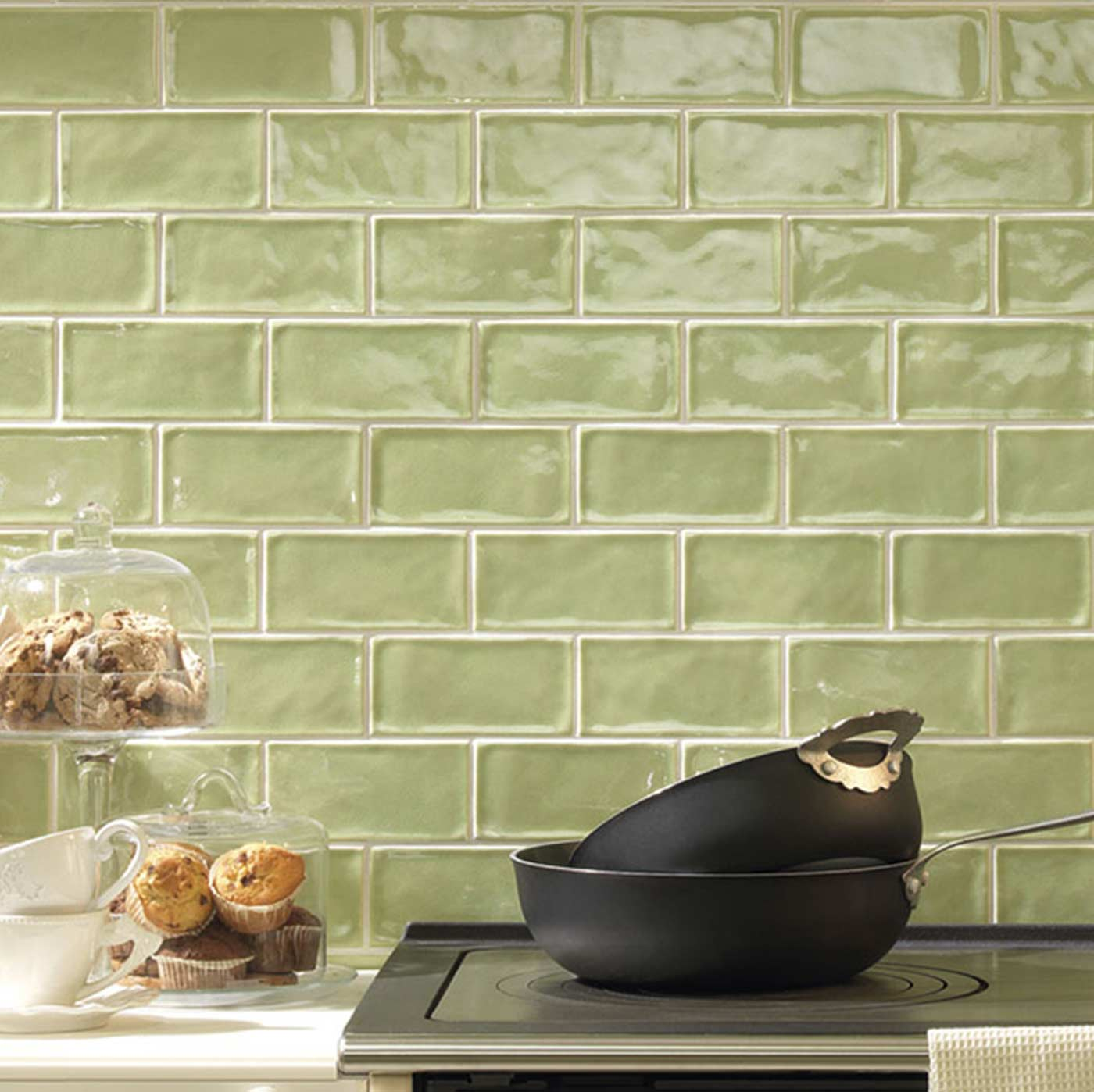 <em>Interior</em></br>Glazed Tiles